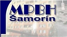 MPBH Šamorín logo1